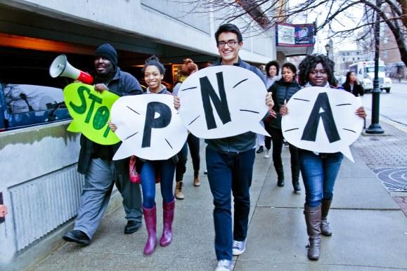 Advocacy Day 2014   #StopPNA Parental Notification of Abortion L